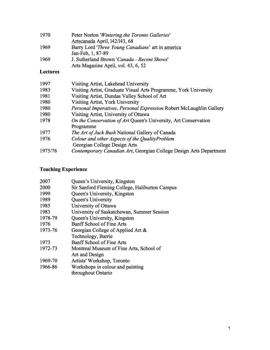 Curriculum Vitae Ristvedt August 2016 - page 7