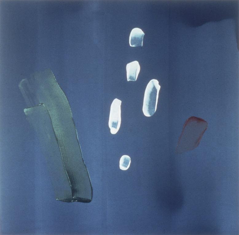 "Japan Suite (1984), acrylic/canvas, 78"" x 78"""