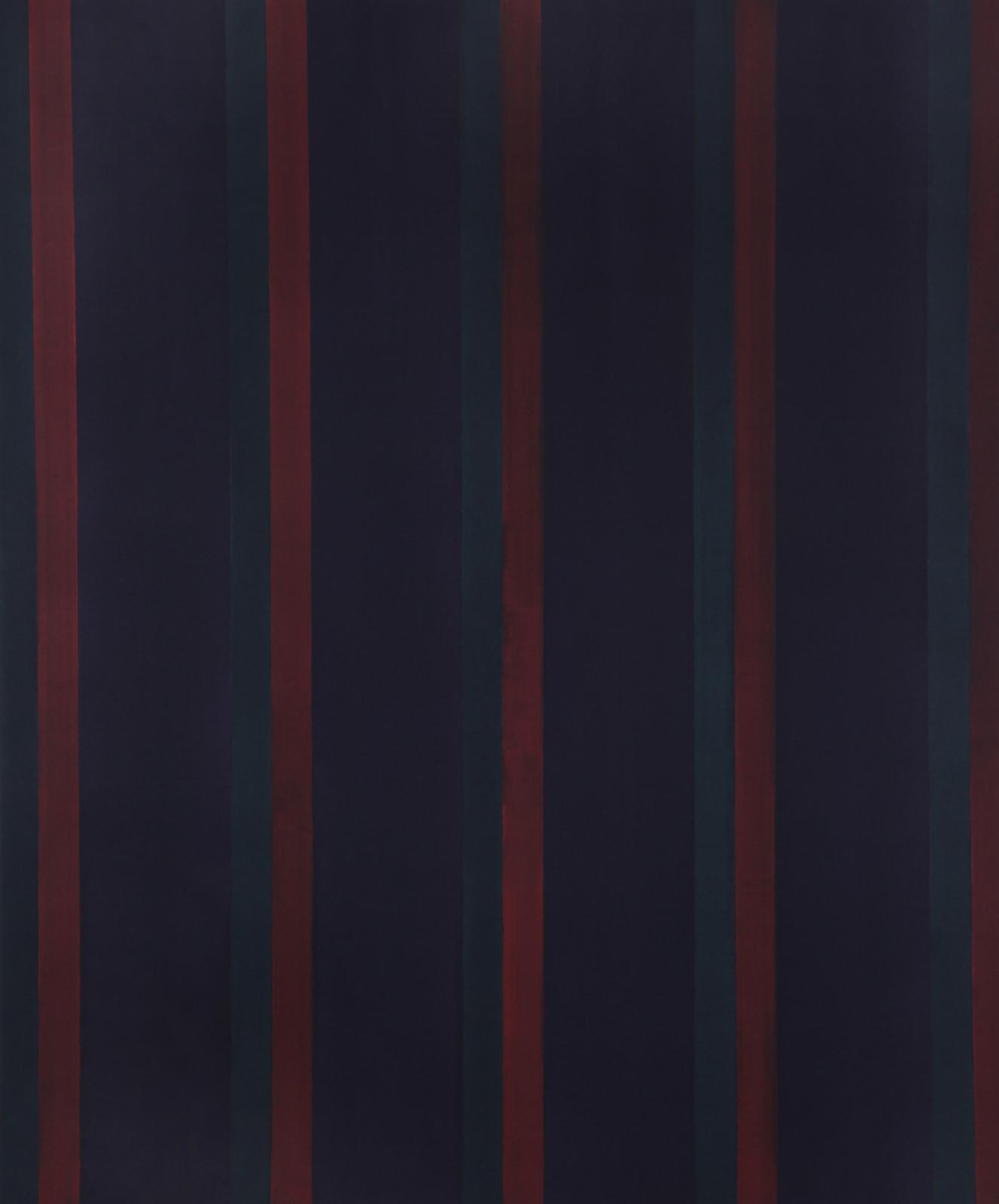 The Dilemma (2012), acrylic on canvas, 60