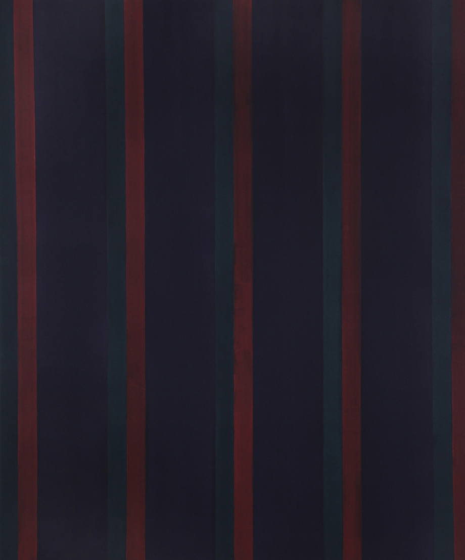 "The Dilemma (2012), acrylic on canvas, 60"" x 50"""
