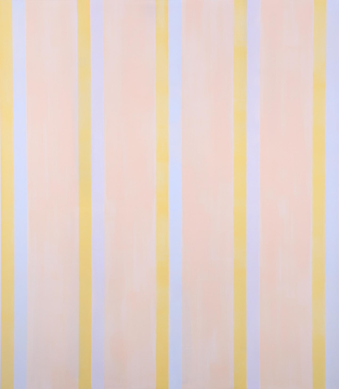 Everything, Again (2012), acrylic on canvas, 90